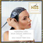 Personalized hair coloring services: is one right for you